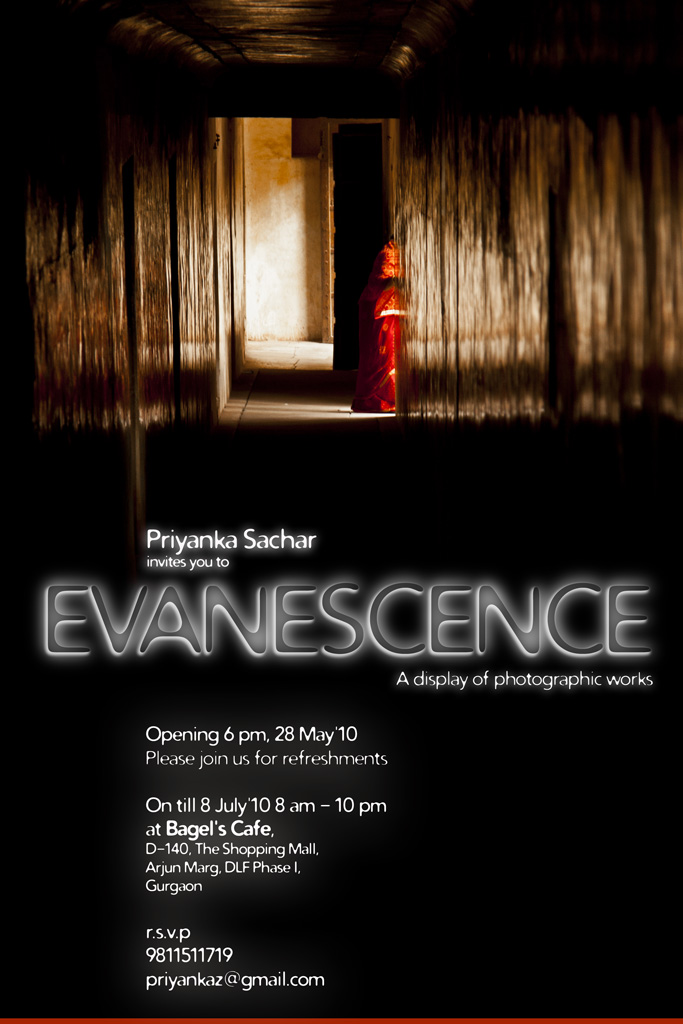 Evanescence - a solo fine art photography show by Priyanka Sachar
